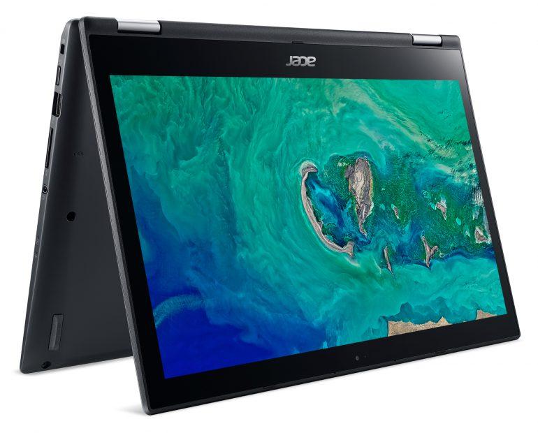 Acer показала на CES 2018 существенно обновленные ноутбуки Swift 7, Nitro 5 и Spin 3