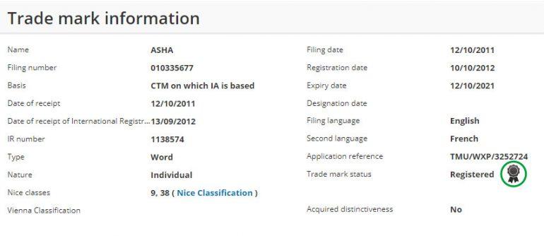 HMD Global зарегистрировала торговую марку Asha, под которой Nokia когда-то выпускала простенькие сенсорные телефоны
