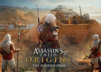 Assassin's Creed Origins – The Hidden Ones: на другом берегу