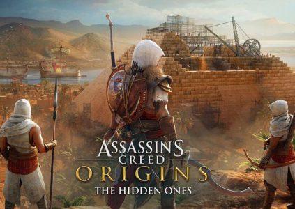Assassin's Creed Origins – The Hidden Ones: на другом берегу