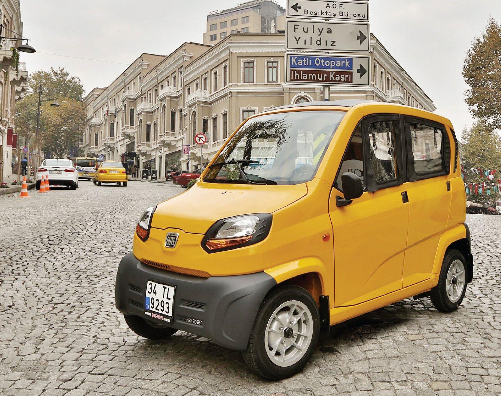 ВУкраинском государстве презентовали самый доступный автомобиль