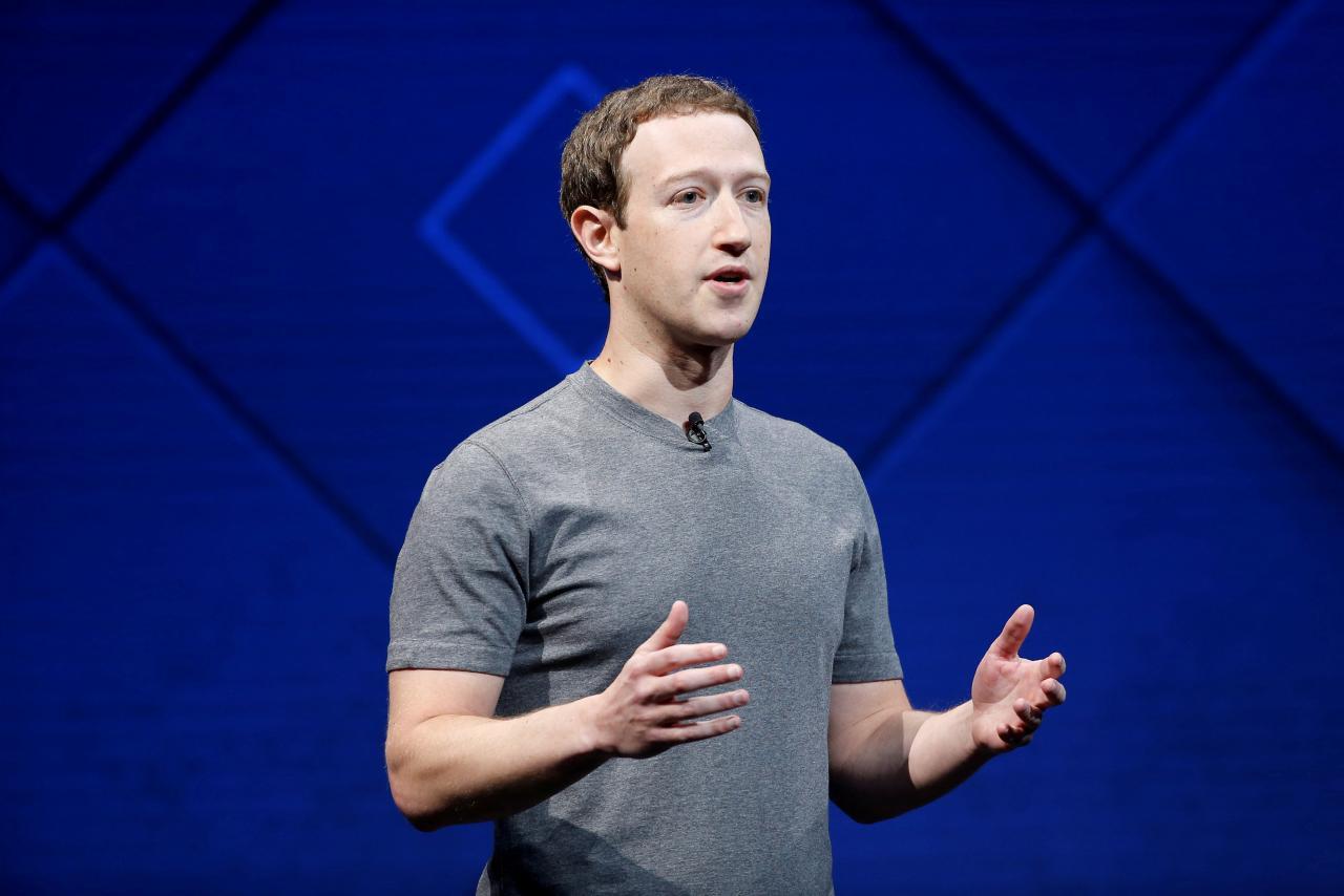 Цукерберг пообещал что сообщений друзей и близких в ленте Facebook станет больше чем публикаций СМИ и брендов