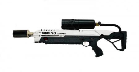 «Скучная» компания Илона Маска начала продавать огнеметы за $500, а также огнетушители за $30 с «крутым стикером и удобной кнопкой»