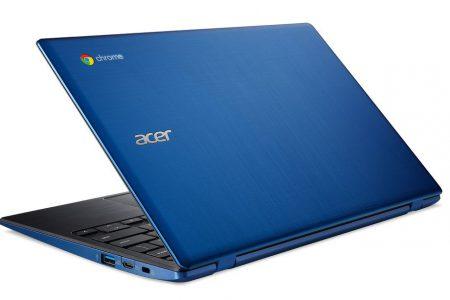 Acer представила новый 11,6-дюймовый хромбук Chromebook 11 CB311 с портами USB-C по цене от $250