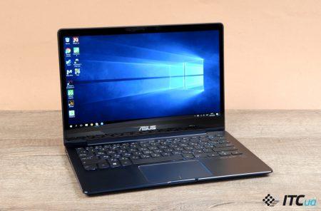 Обзор ноутбука ASUS ZenBook UX331UN с графикой NVIDIA MX150