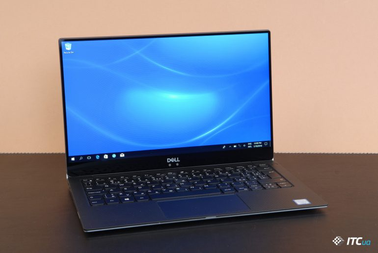 Обзор Dell New XPS 13 (2018)