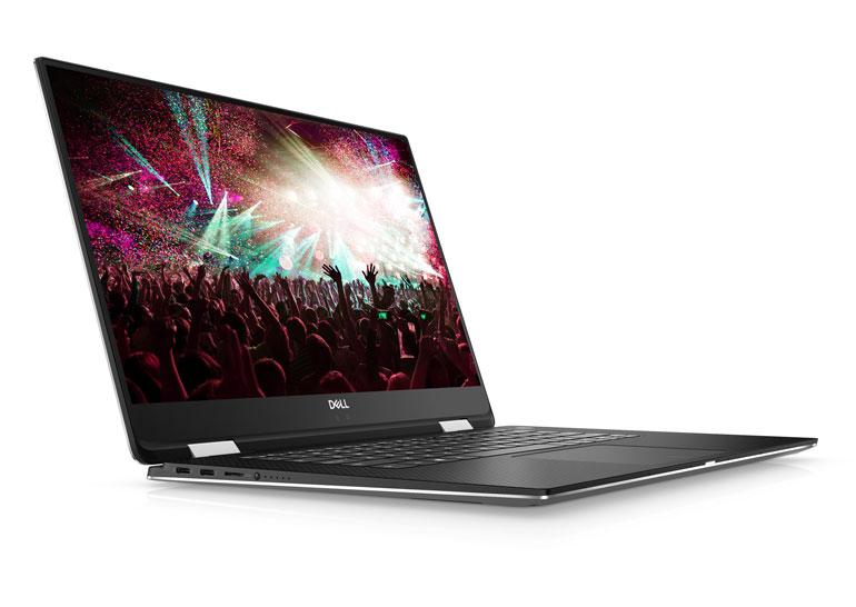 Dell показала на CES 2018 новые ноутбуки XPS 13 и XPS 15