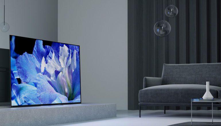 """Телевизоры Sony модельного ряда 2018 года получили незначительные улучшения, все """"плюшки"""" были добавлены ещё в прошлом году"""