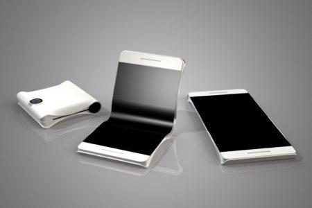 Samsung показала сгибаемый смартфон на закрытой встрече во время CES 2018