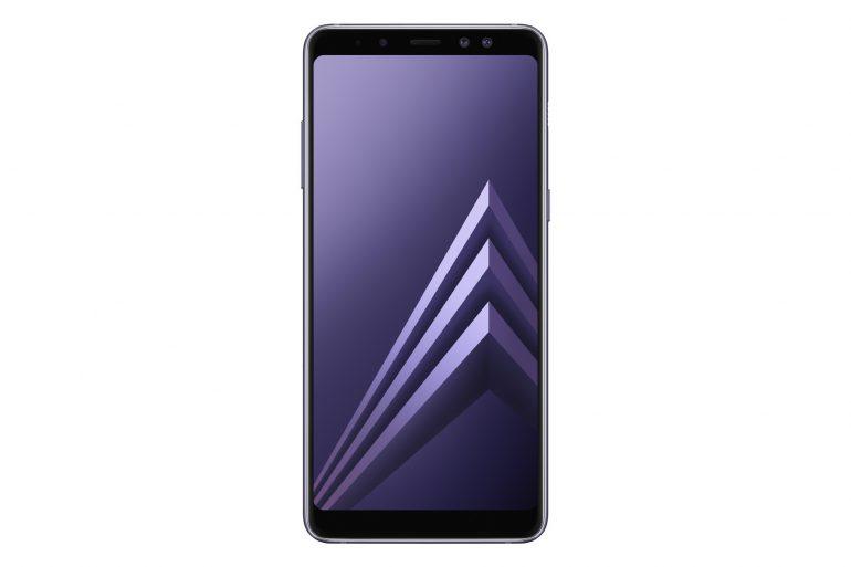 """15 и 17 тыс¤ч гривен Ч цена Samsung Galaxy A8 и A8+ (2018) в """"краине"""