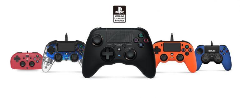Hori Onyx Wireless - лицензированный геймпад Playstation 4 для игроков, которые предпочитают Xbox-контроллеры