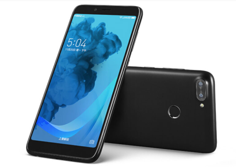 Смартфон Lenovo K320t первым в модельном ряду производителя получил дисплей 18:9