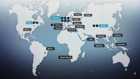 Mercedes-Benz построит шесть заводов по сборке электромобилей на трех континентах, а рядом разместит фабрики по производству батарей