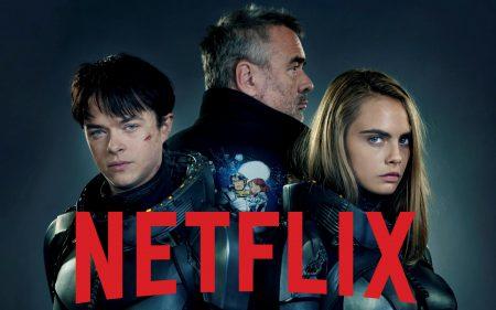 Netflix ведет переговоры с Люком Бессоном о съемке фильмов для сервиса, а также покупке части его студии EuropaCorp вместе с библиотекой контента