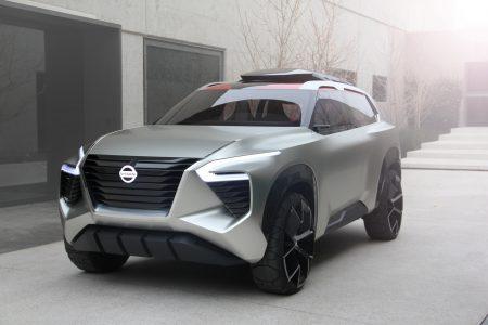 В Детройте представили футуристичный концепт кроссовера Nissan Xmotion, который демонстрирует новое направление дизайна бренда