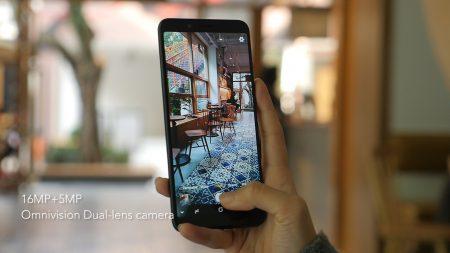 Начались предварительные продажи полноэкранного смартфона UMIDIGI S2 Lite