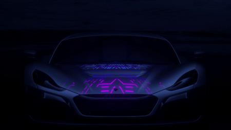 Rimac опубликовал тизерное видео электрического гиперкара следующего поколения, модель будет представлена весной на Женевском автосалоне