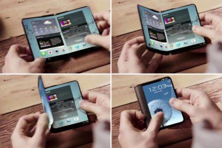 """Гибкий смартфон Samsung Galaxy X представят в декабре, он получит 7,3-дюймовый OLED-экран, формат записной книжки и """"супер-премиум"""" ценник"""