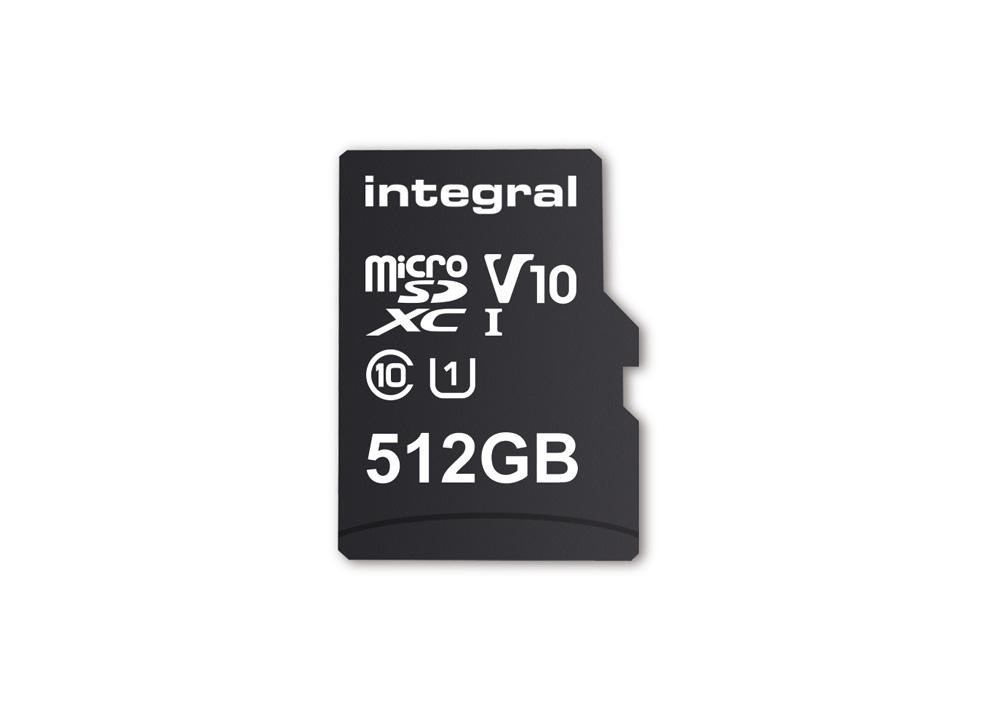 Анонсирована самая емкая карта microSD вистории