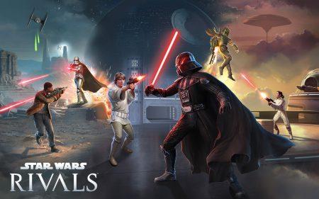 Star Wars: Rivals — бесплатный шутер по вселенной «Звёздные Войны» для Android и iOS смартфонов
