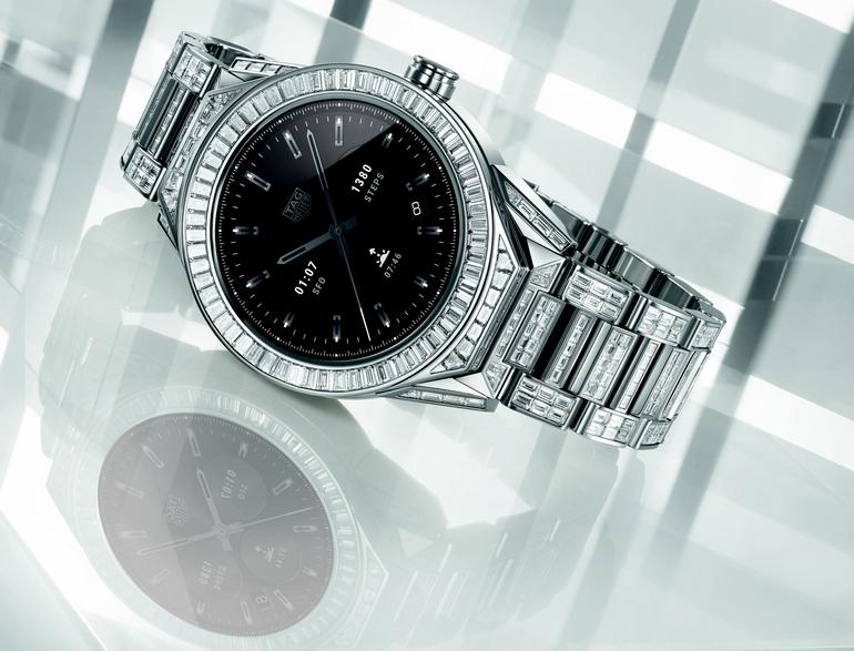 Представлены умные часы Tag Heuer Connected Modular 41 ценой в1200 долларов