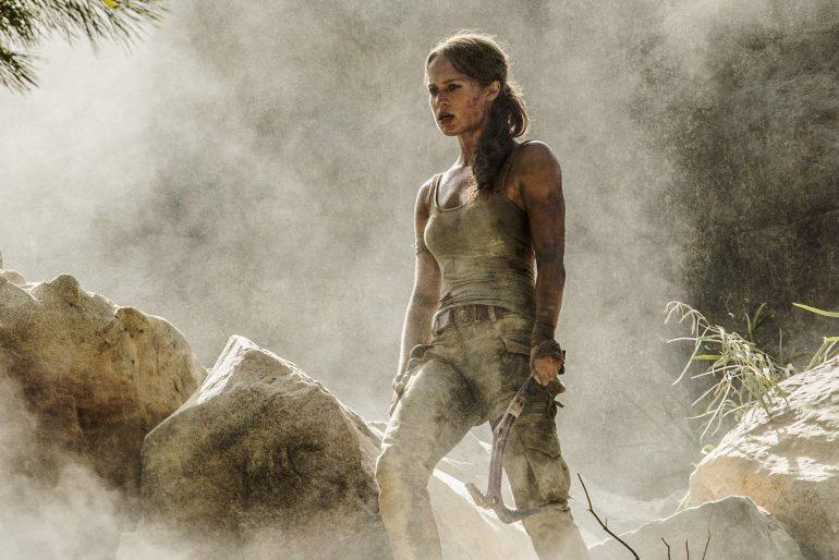 Посмотрите 2-ой трейлер «Tomb Raider: Лара Крофт» нарусском