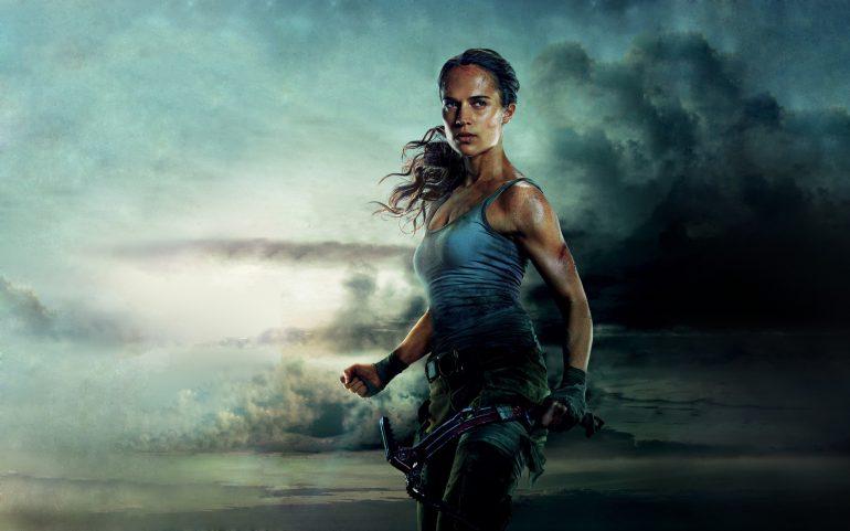 2-ой трейлер фильма «Tomb Raider: Лара Крофт»