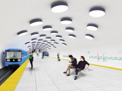 «Киевский метрополитен» объявил тендер в ProZorro на строительство метро на Виноградарь за 6,3 млрд грн
