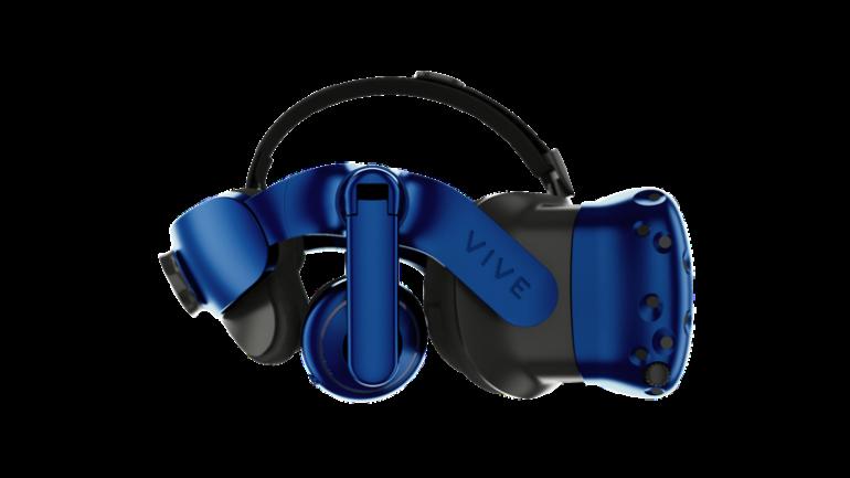 HTC анонсировала улучшенную VR-гарнитуру Vive Pro и беспроводной адаптер для Vive