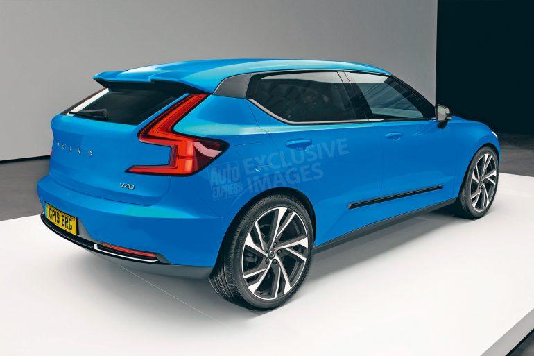 После кроссовера XC40 компания Volvo выпустит компактный хэтчбек V40, представленный в ДВС, гибридной и полностью электрической версиях с запасом хода 400 км