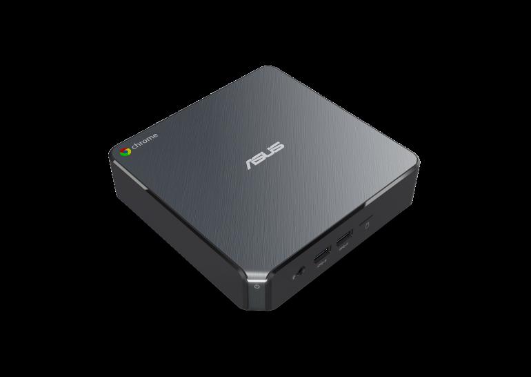ASUS представила неттоп для бизнеса Chromebox 3, а также моноблоки Vivo AiO V272 и Vivo AiO V222