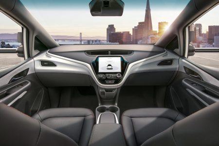 General Motors показал самоуправляемый автомобиль без руля и педалей, который выйдет на дороги уже в 2019 году