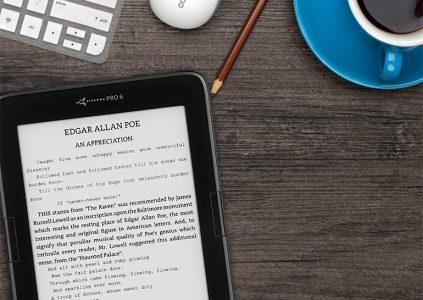 Первая в Украине электронная книга на Android с безграничным функционалом