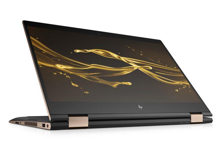 HP показала ноутбук Spectre x360 15 с новым процессором Intel Kaby Lake-G и гибрид Envy x2