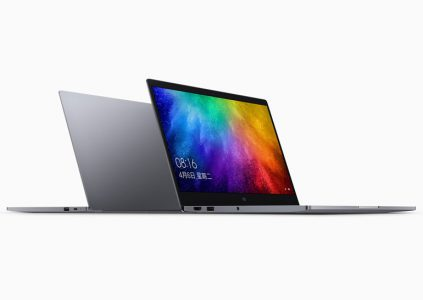 Xiaomi обновила 13,3-дюймовые ноутбуки Mi Notebook Air, добавив чипы Intel 8-го поколения и видеокарту NVIDIA GeForce MX150