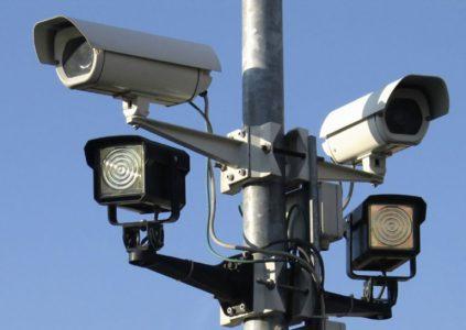 В 2017 году по всему Киеву установили 1378 камер видеонаблюдения