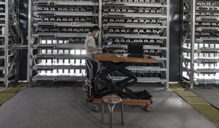 WSJ: Власти Китая уже приступили к сворачиванию деятельности майнеров. На страну приходится 80% майнинговых мощностей мира