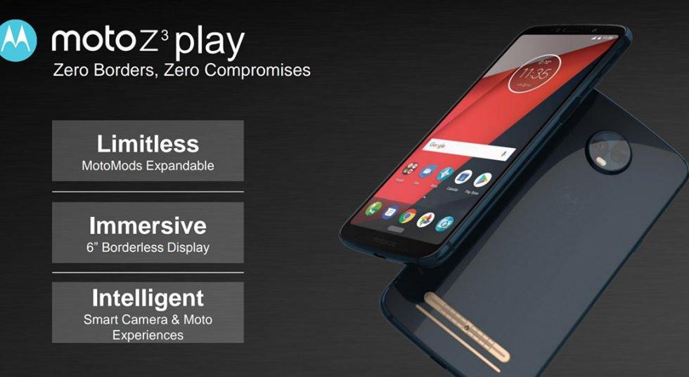 Массовая утечка о линейке смартфонов Moto на этот год, модель Moto X5 получит экран с вырезом, как у iPhone X