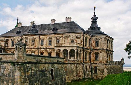 Проект реконструкции Подгорецкого замка успешно профинансирован на украинской площадке Na Starte