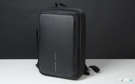 Обзор рюкзака XD Design Bobby Bizz Anti-theft Backpack & Briefcase