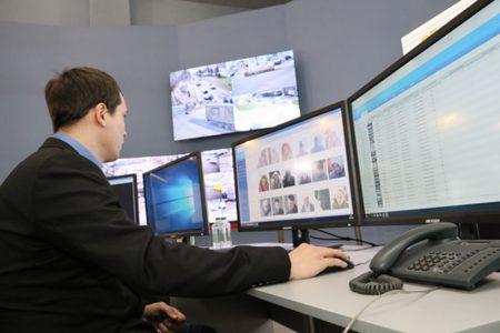 В Одессе заработала муниципальная система видеонаблюдения «Безопасный город»