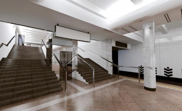 Лифты, камеры иновые лавочки: как будет выглядеть станция «Святошино» после ремонта