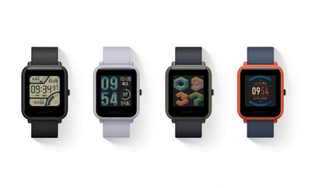 Начались глобальные продажи умных часов Xiaomi Amazfit Bip, способных проработать автономно до 45 дней