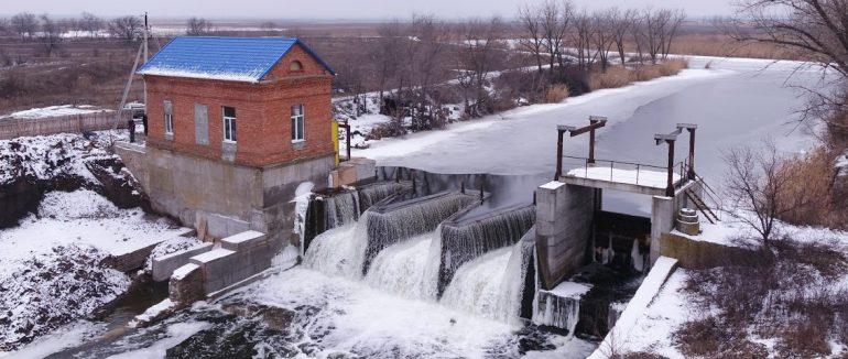 ¬ ƒнепропетровской области запустили первую мини-√Ё— с выработкой 120 к¬тЈч