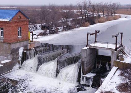 В Днепропетровской области запустили первую мини-ГЭС с выработкой 120 кВт·ч