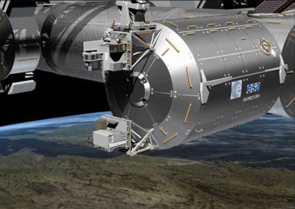 Falcon 9 отправит на МКС систему мониторинга атмосферы, над созданием которой трудился украинский учёный