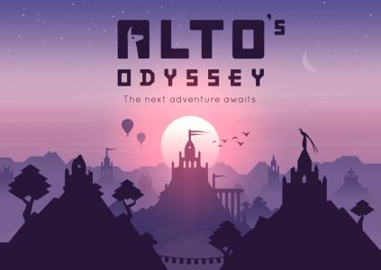 Долгожданный платформер Alto's Odyssey выйдет на iOS уже 22 февраля, владельцам Android-смартфонов придется подождать [трейлер]