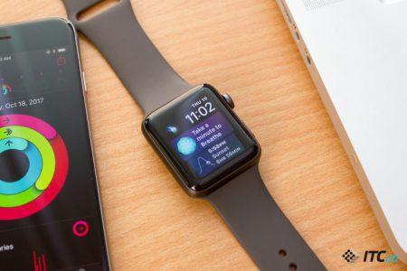 Apple начала продавать восстановленные часы Watch Series 3 со скидкой в $50, и тут же распродала первую партию