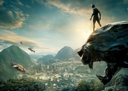 Black Panther / «Черная Пантера»