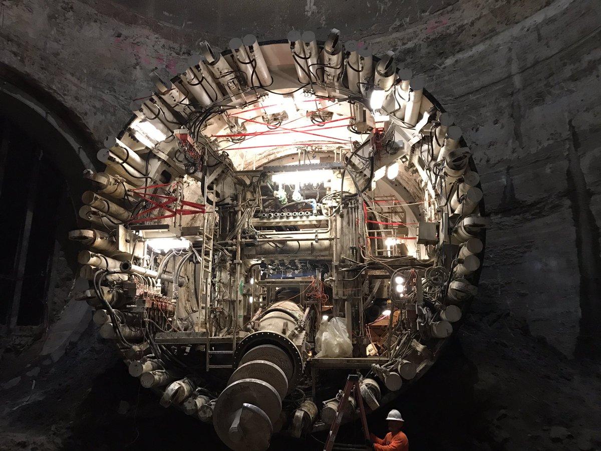 The Boring Company Илона Маска получила разрешение на строительство подземного объекта в Вашингтоне в рамках проекта Hyperloop